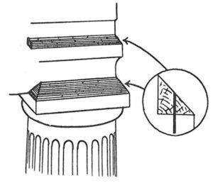 Konstruktionsändring av byggnad för att stoppa duvor